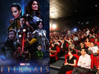 HOT: Rạp phim đã chính thức 'comback' , khán giả sắp được ngửi mùi bắp rang loạt bom tấn Marvel