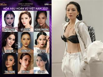 Rộ tin Hoa hậu Kỳ Duyên dự thi 'Hoa hậu Hoàn Vũ Việt Nam' và động thái của chính chủ
