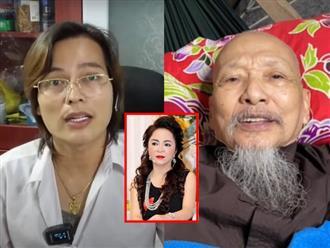 'Thầy ông nội' Tịnh Thất Bồng Lai lên tiếng về mối quan hệ với con trai ruột, nói gì với CEO Phương Hằng mà chính chủ nghe xong chỉ muốn livestream thêm lần nữa?
