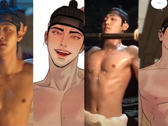 Tạo hình diễn viên nam Hàn Quốc giống hệt một 'thiếu gia cuồng sex' nổi tiếng gây tranh cãi?