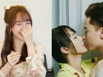 Sốc: 'Thánh nữ bolero' Jang Mi 'băng thanh ngọc khiết' lại bị ST Sơn Thạch... cướp nụ hôn đầu đời