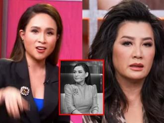 MC Ngọc Hân bị Trizzie Phương Trinh chấn chỉnh vì nói sai nguyện vọng của cố nghệ sĩ Phi Nhung?