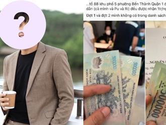 Một nhạc sĩ có tiền tác quyền lên đến hàng trăm triệu 1 tháng vẫn nhận tiền trợ cấp 1 triệu? Bị 'cà khịa' chính chủ nói gì?