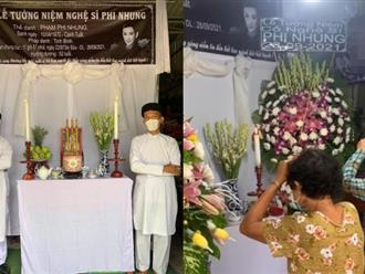 Loạt ảnh người dân miền Tây viếng cố ca sĩ Phi Nhung gây xúc động