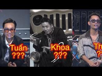 """Giật mình dàn """"siêu nghệ danh"""" cười té ghế mới của MC Trấn Thành và bộ 6 HLV """"Rap Việt"""""""