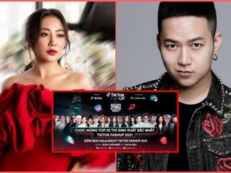 'Gala Night Tiktok FashUP 2021': Văn Mai Hương biểu diễn, Chung Thanh Phong tất bật chuẩn bị BST ấn tượng