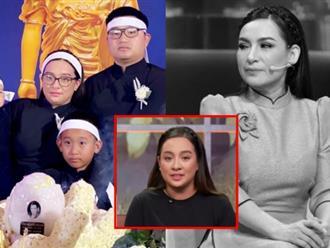 Con gái tiết lộ điều Phi Nhung trăn trở và mong mỏi ở 2 cháu ngoại trước khi qua đời, khẳng định thay mẹ hoàn thành tâm nguyện này