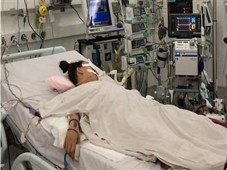 Bé gái ngưng tim ngay cổng bệnh viện