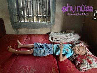 Câu hỏi nhói lòng của cậu bé 11 tuổi mắc bệnh hiểm nghèo: 'Nếu bán nhà gia đình mình sẽ ở đâu hả mẹ?'