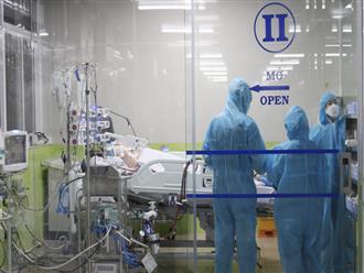 Bệnh nhân số 91 hiện đã tạm ngưng lọc máu liên tục