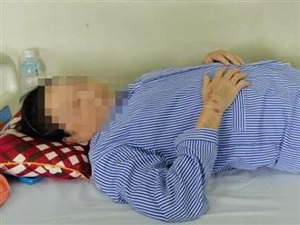 Nữ bệnh nhân nguy kịch vì chủ quan khi đi tiểu ra máu cục