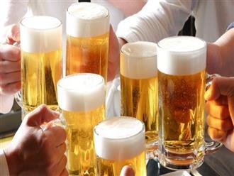 Người Việt chi tiền uống bia rượu nhiều gấp 3 lần chi phí chữa ung thư