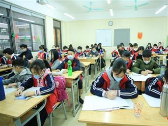 Bộ GDĐT đề nghị cho học sinh đi học trở lại từ ngày 02/3