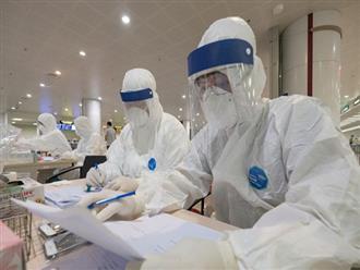 Bộ Y tế phát thông báo khẩn về lịch trình của BN237 người Thụy Điển: Ai đã tới những địa điểm này liên hệ ngay cơ quan y tế