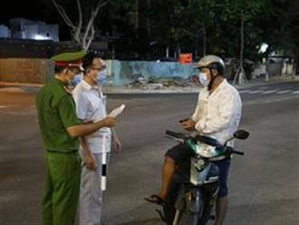 Đà Nẵng bất ngời đổi giấy đi đường mới vì có nhiều trường hợp gian dối