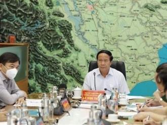 Bão số 6 di chuyển rất nhanh, mạnh, Phó Thủ tướng Lê Văn Thành chỉ đạo: 'Tuyệt đối không được chủ quan'