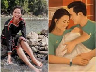 Sao Việt 24h: Hoa hậu H'hen Niê rạng ngời trong bộ trang phục của người đồng bào Ê - đê, Đông Nhi khoe quà 'độc'