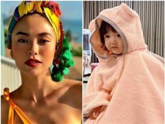 Sao Việt 24h: Mâu Thủy tung bộ ảnh 'cực nóng' trên du thuyền, Đông Nhi 'tuyển gấu' cho tiểu công chúa Winnie
