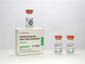 Bộ Y tế cấp thêm cho TP.HCM 1,1 triệu liều vaccine phòng Covid-19