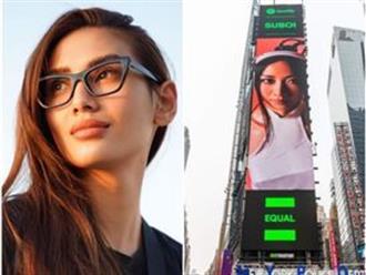 """Sao Việt 24h: Võ Hoàng Yến cực """"nhí nhố"""" bên trời Tây, rapper Suboi bất ngờ xuất hiện ở Time Square, New York"""