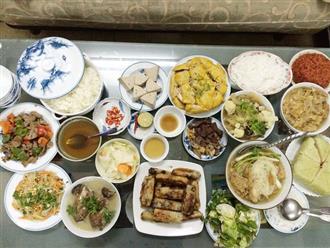 Những món ăn không thể thiếu trong mâm cỗ ngày Tết