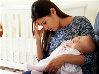 Trầm cảm sau sinh: Nguyên nhân, dấu hiệu, cách phòng tránh và tự chữa trị