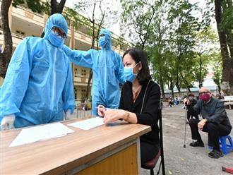 Ca mắc Covid-19 thứ 240 tại Việt Nam là người tham gia buổi liên hoan với bệnh nhân số 166