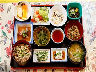 Nguyên tắc chỉ ăn no 80% của dân vùng sống thọ nhất Nhật Bản