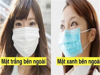 Phòng virus Corona: Đeo khẩu trang y tế thế nào mới đúng cách?