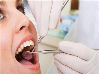 Cẩn trọng sâu răng biến chứng toàn thân