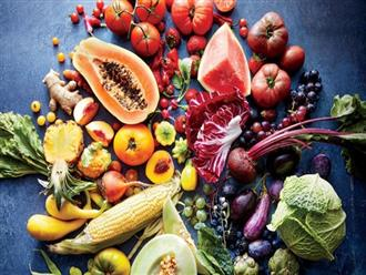"""Kiên trì ăn """"5 màu thực phẩm"""" mỗi ngày: Người 70 tuổi có cơ thể trẻ khỏe như 50 tuổi"""