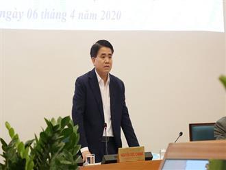 Chủ tịch Hà Nội: Ghi nhận thêm một trường hợp đang cách ly tập trung ở Hòa Lạc dương tính lần 1 SARS-CoV-2
