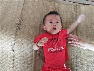 Số phận bất hạnh của bé trai 1 tuổi sống sót thần kỳ sau vụ lật xe cấp cứu trên đường chuyển viện 1 năm trước