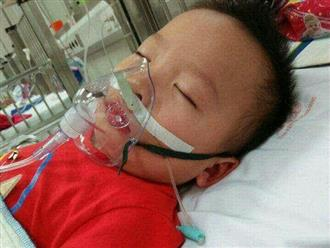 Số phận đáng thương của bé trai 3 tuổi bị cha bỏ rơi, mắc phải căn bệnh hiểm nghèo