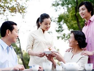 Tuyệt chiêu của người vợ thông minh khi chồng chỉ biết nhà nội