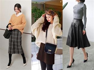 Chỉ cần có đủ những mẫu chân váy mùa đông 'thần kì' này, trời lạnh vẫn vô tư điệu đà