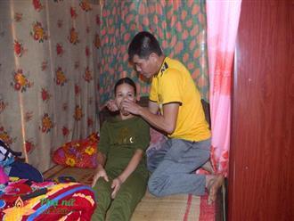 Người phụ nữ kiệt sức vì mất con và phải sống với khối u nặng 4,5kg
