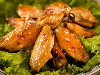 Bí quyết đặc biệt cho món cánh gà chiên giòn ngon, không bị ngấy!