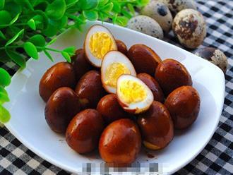 Đừng mang kho thịt, trứng cút nấu thế này vừa ngon lại rẻ, hao cơm vô cùng