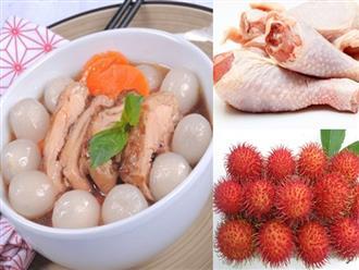 'Gà xào chôm chôm' bái phục sự đặc sắc về ẩm thực của người miền Tây