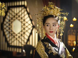 'Ngất ngây' trước vẻ đẹp của các mỹ nhân Hoa Ngữ hóa nữ hoàng uy nghi, lộng lẫy trên màn ảnh nhỏ