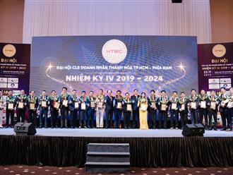 Câu lạc bộ Doanh nhân Thanh Hoá tại TP.HCM kỷ niệm 10 năm thành lập và ra mắt Ban chấp hành mới