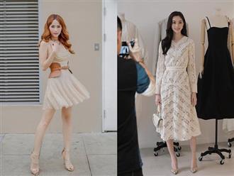 3 mẫu giày có khả năng 'kéo dài chân' thần sầu đang được hội mỹ nhân Việt thi nhau lăng xê