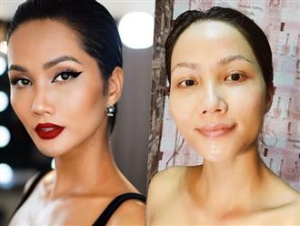 Thì ra H'Hen Niê dùng 2 nguyên liệu 'siêu quen' này để dưỡng da, phái đẹp học ngay để tự tin khoe mặt mộc như nàng hậu