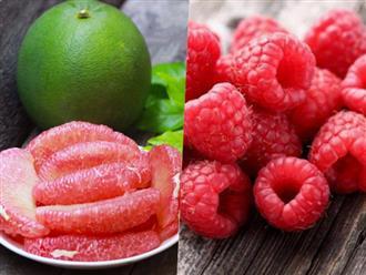 Cứ ăn 4 loại quả này thường xuyên, vóc dáng sẽ thon gọn, săn chắc sau thời gian ngắn