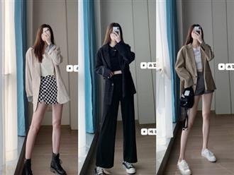 7 'bí kíp' phối áo blazer cực kỳ thanh lịch, sang chảnh lại giúp cô nàng thấp bé 'hack dáng' hiệu quả