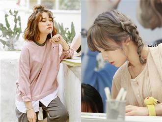 Sợ tóc ngắn quá đơn điệu, hãy học ngay 5 cách tạo kiểu này, bạn sẽ trẻ ra cả chục tuổi, tươi tắn và xinh đẹp vô cùng