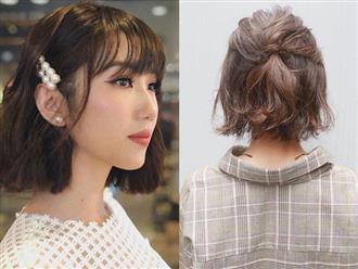 3 cách tạo kiểu cho tóc ngắn lẫn dài mà phụ nữ nên học ngay để áp dụng trong dịp Tết này