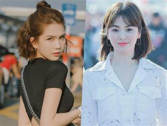 3 kiểu tóc được hội mỹ nhân từ Hàn đến Việt 'lăng xê' nhờ ăn gian cả chục tuổi