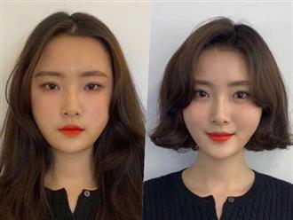 Học phụ nữ Hàn cắt các kiểu tóc này, không xinh đẹp tỏa sáng cũng trông trẻ ra cả chục tuổi